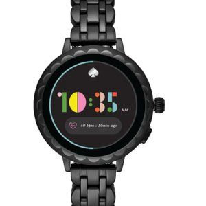 KATE SPADE raven scallop smart bracelet watch